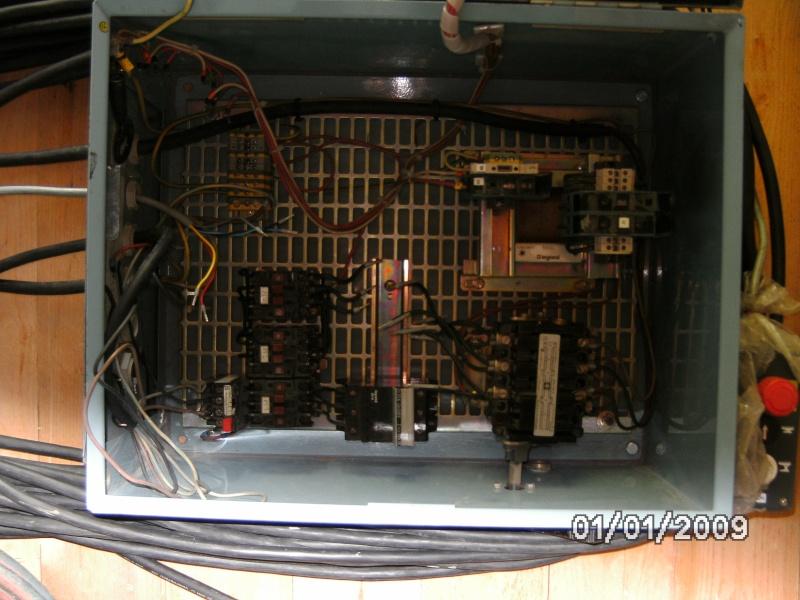 Motorisation d'un table avec du 230V Mono  - Page 4 Bild0011