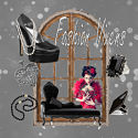 JOOL - Erte Series ~  Fashion Vixens Collectibles Fashio12