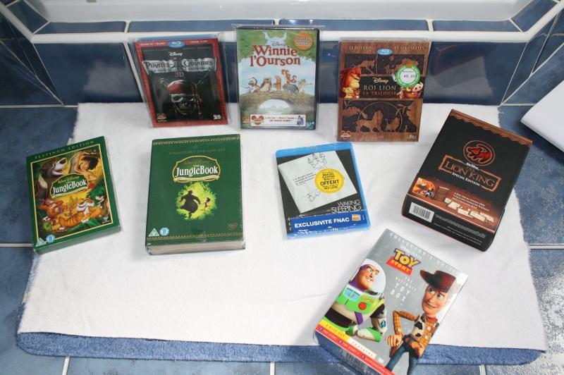 [Photos] Postez les photos de votre collection de DVD et Blu-ray Disney ! - Page 3 Img_0316