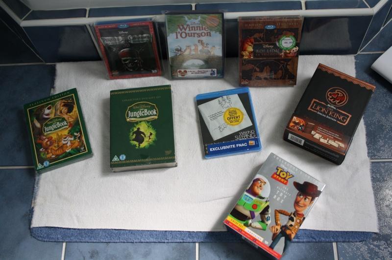 [Photos] Postez les photos de votre collection de DVD et Blu-ray Disney ! - Page 3 Img_0317