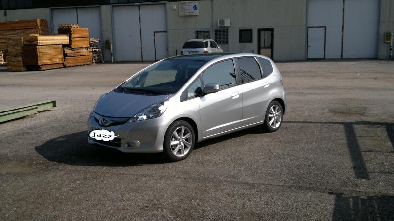 Prime impressioni Honda Jazz Hybrid 1.3 elegance Jazz_h14
