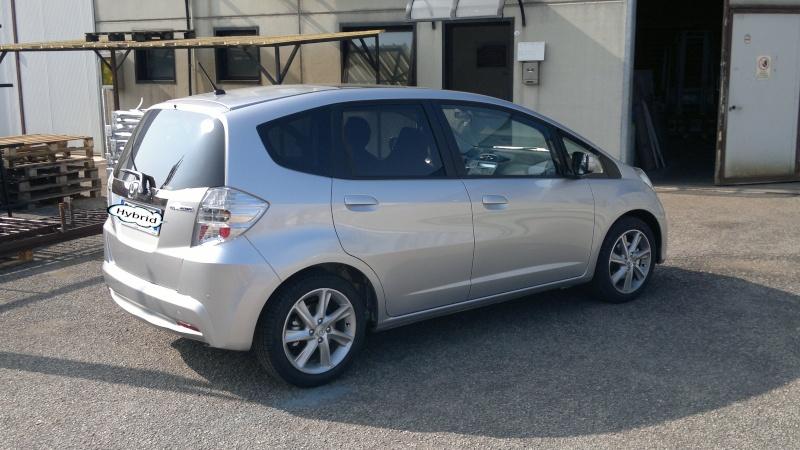 Prime impressioni Honda Jazz Hybrid 1.3 elegance Jazz_h15
