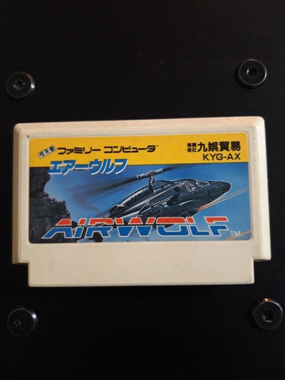 [VDS] Jeux Famicom en loose 20200911