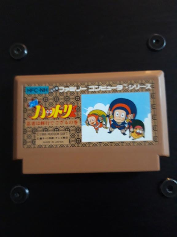 [VDS] Jeux Famicom en loose 20200923