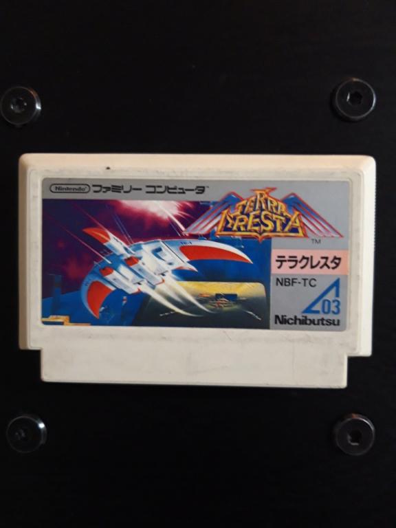 [VDS] Jeux Famicom en loose 20200927