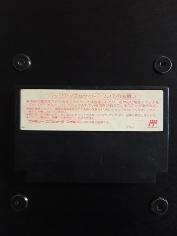[VDS] Jeux Famicom en loose 20200931