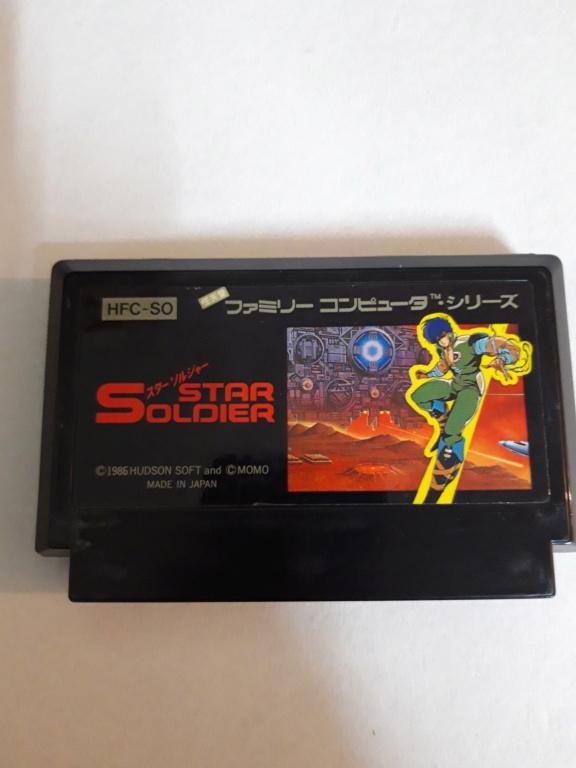 [VDS] Jeux Famicom en loose 20201015