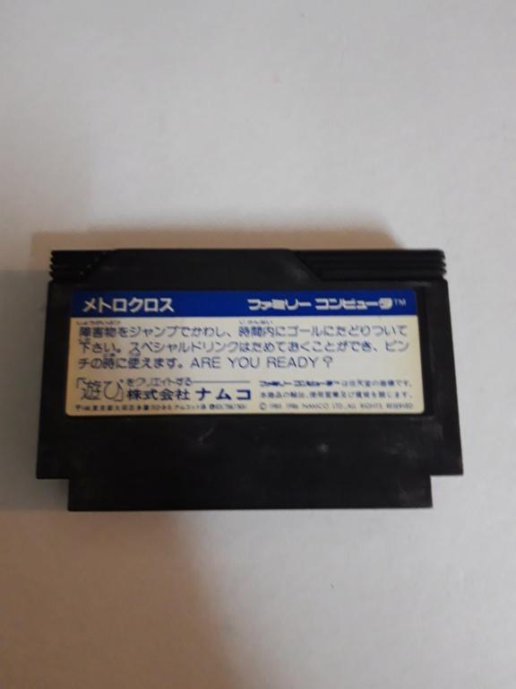[VDS] Jeux Famicom en loose 20201016