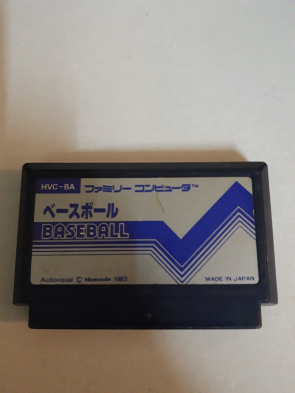 [VDS] Jeux Famicom en loose 20201021