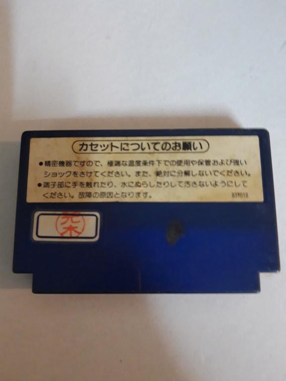[VDS] Jeux Famicom en loose 20201022