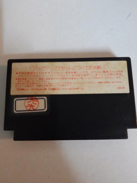 [VDS] Jeux Famicom en loose 20201024