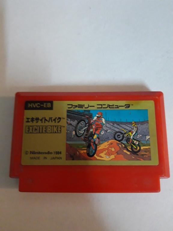 [VDS] Jeux Famicom en loose 20201027