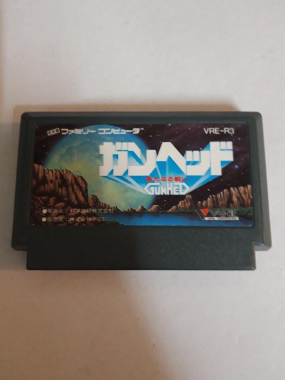 [VDS] Jeux Famicom en loose 20201029