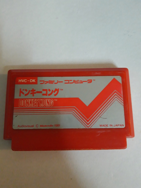 [VDS] Jeux Famicom en loose 20201031