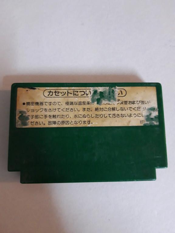 [VDS] Jeux Famicom en loose 20201034