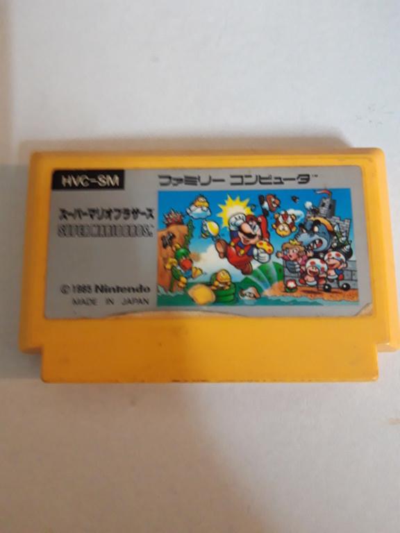 [VDS] Jeux Famicom en loose 20201037