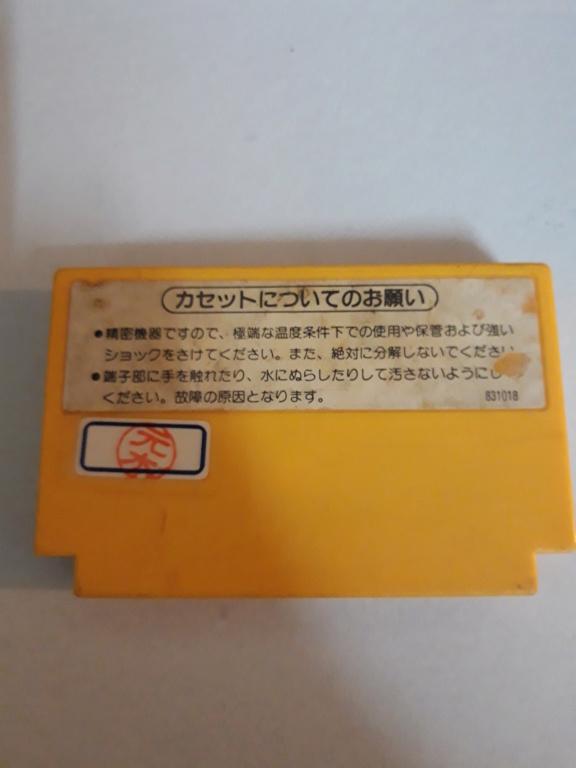[VDS] Jeux Famicom en loose 20201038
