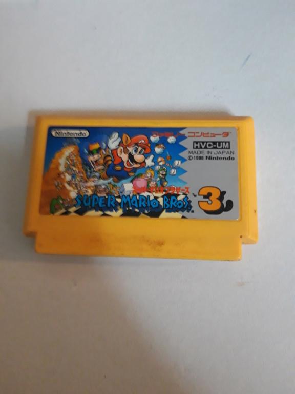 [VDS] Jeux Famicom en loose 20201039