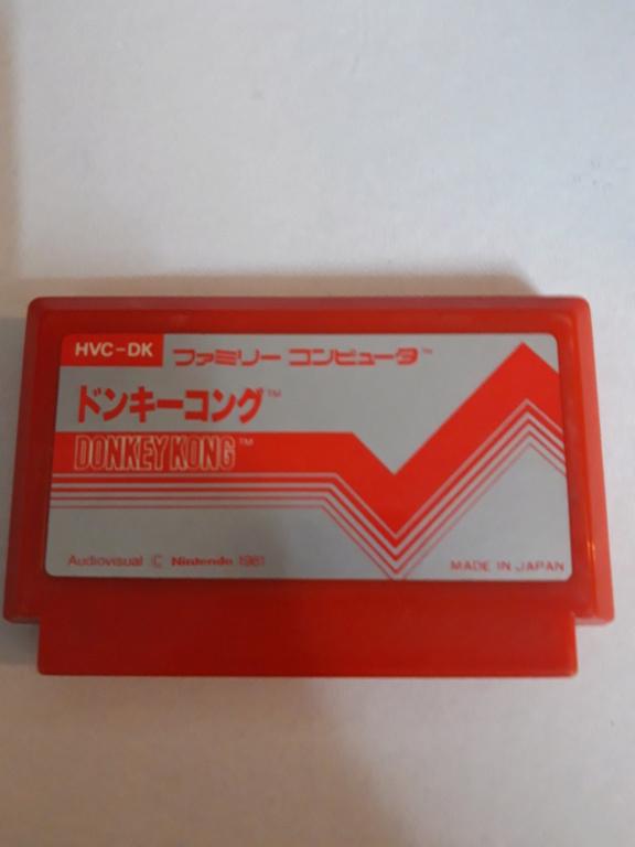 [VDS] Jeux Famicom en loose 20201041