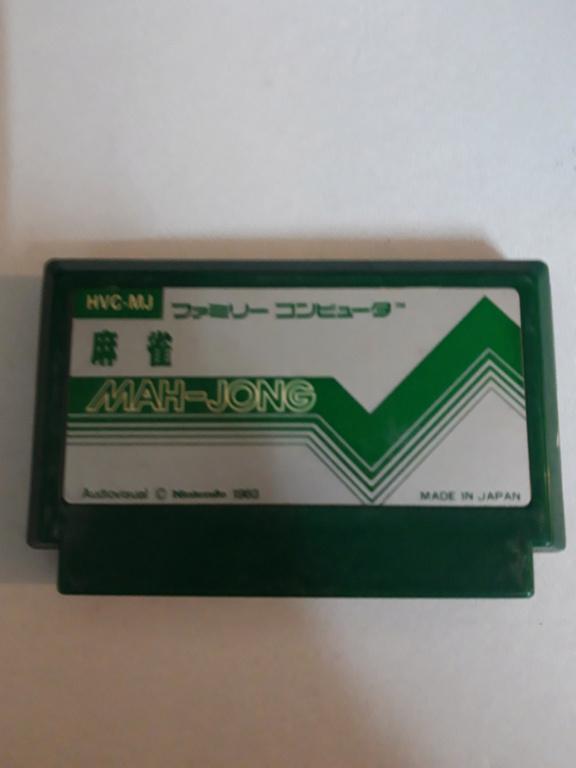 [VDS] Jeux Famicom en loose 20201043