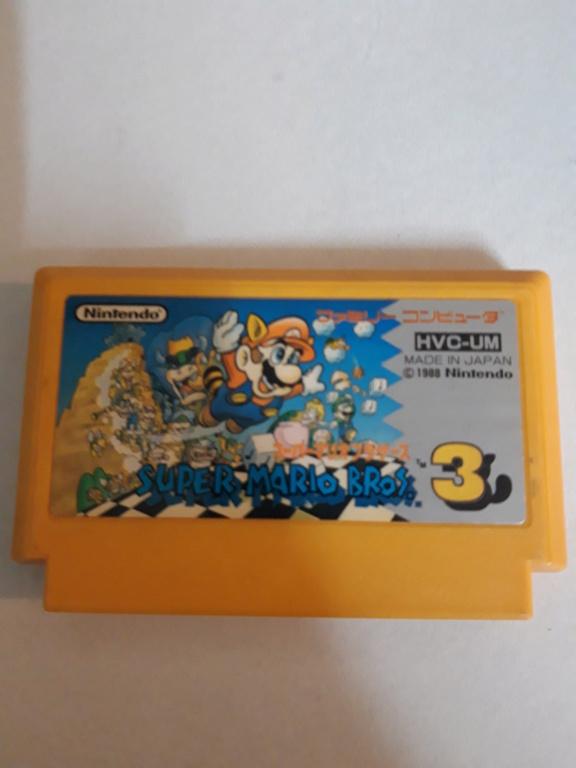 [VDS] Jeux Famicom en loose 20201047