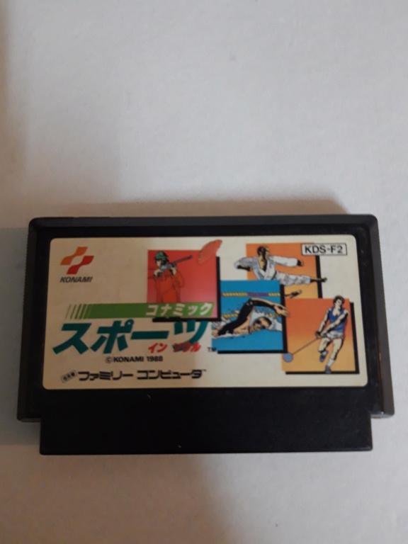 [VDS] Jeux Famicom en loose 20201049