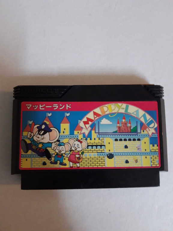 [VDS] Jeux Famicom en loose 20201053