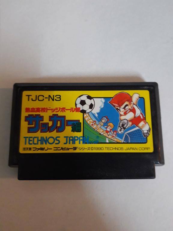 [VDS] Jeux Famicom en loose 20201057