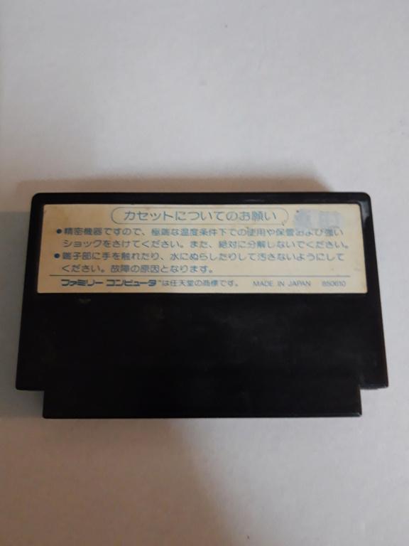 [VDS] Jeux Famicom en loose 20201060