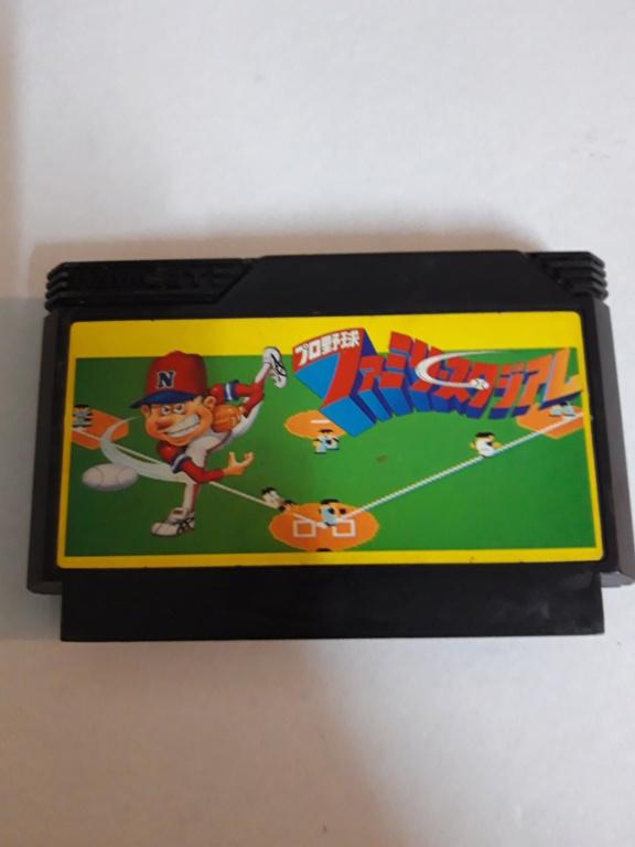 [VDS] Jeux Famicom en loose 20201061