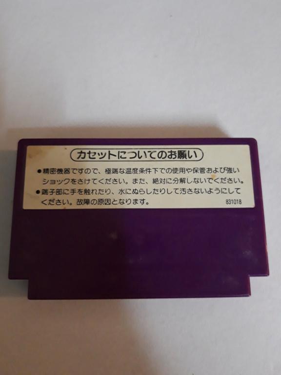 [VDS] Jeux Famicom en loose 20201066