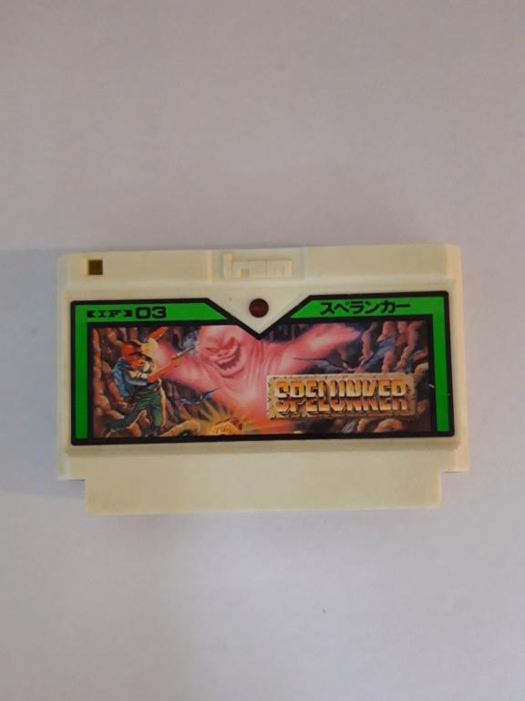 [VDS] Jeux Famicom en loose 20201068