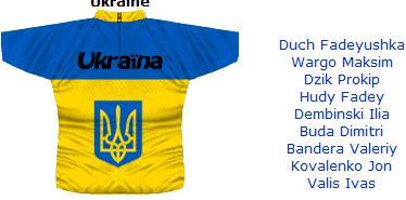 La Selection espoir Par L'ABSTEAM Ukrain10