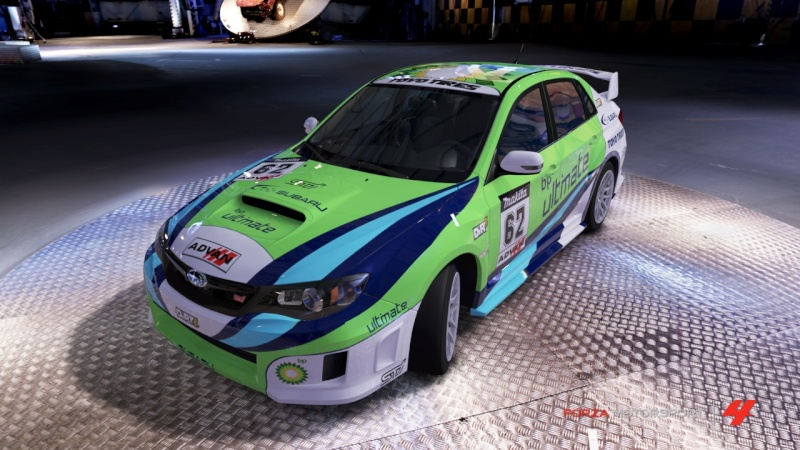 Painting In Forza 4 2011_s11