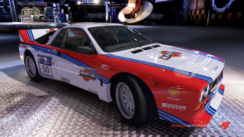 Painting In Forza 4 Lancia10
