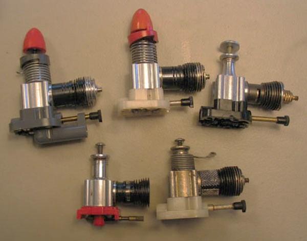 Cox RTF airplane engines Produc12