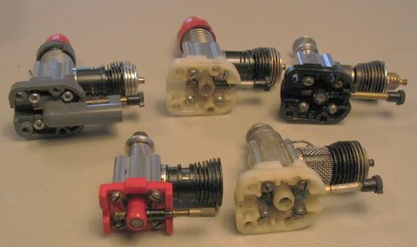 Cox RTF airplane engines Produc13