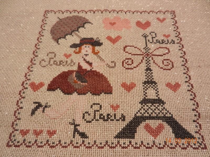 Parisienne étape 7 Broder13