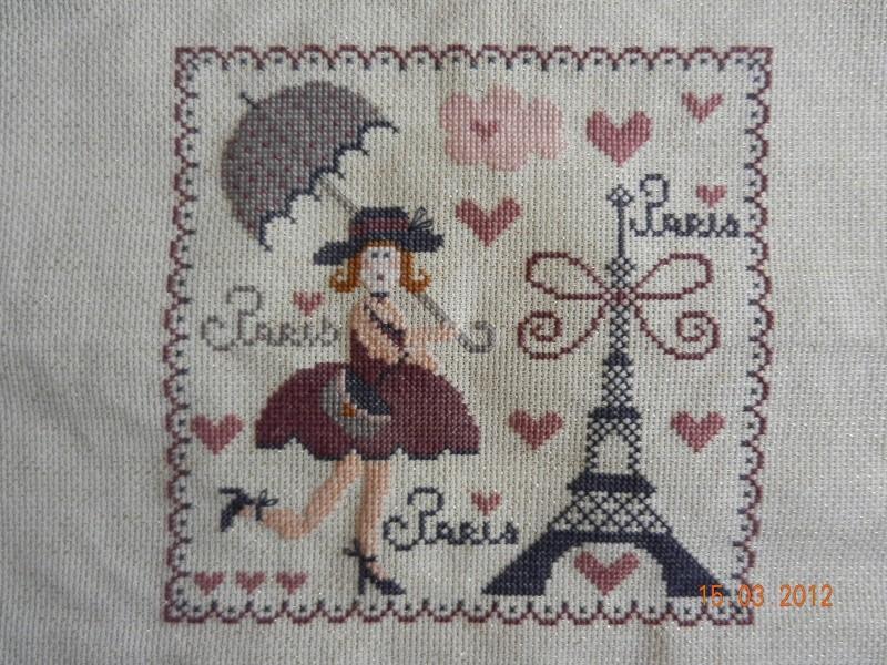 Parisienne étape 7 Broder15