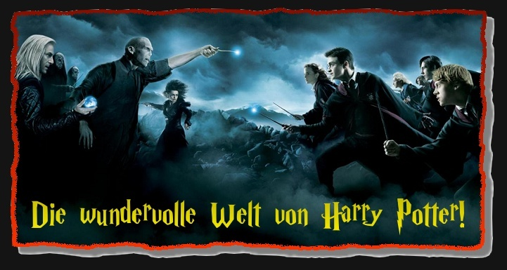 Harry Potter - It´s magic - Rollenspiel
