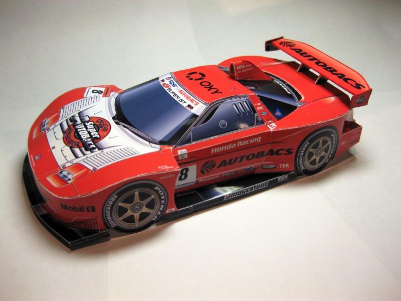 EPSON Honda NSX 2007