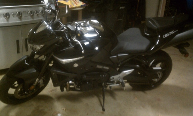 Got my bike today! Imag0611