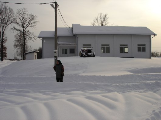 Ralica za razgrtane snijega neide u Donji Višnjik,zašto? Vianji10