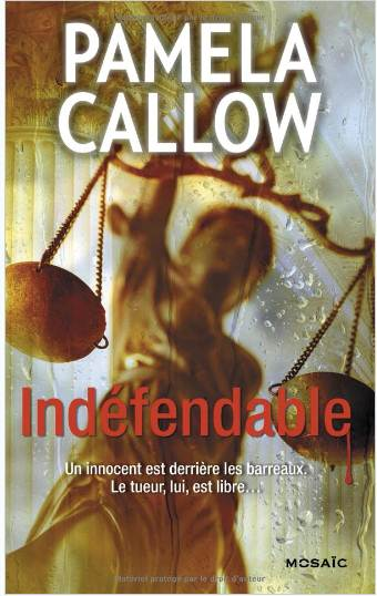 CALLOW PAMELA - Indéfendable Couv_i10