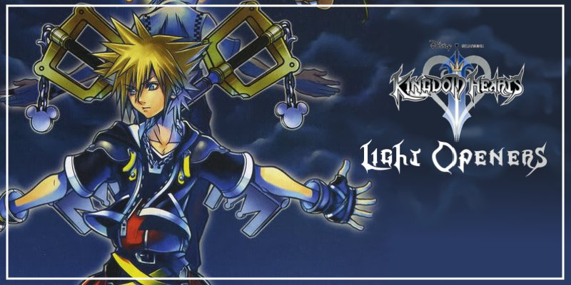 Kingdom Hearts Light Openers