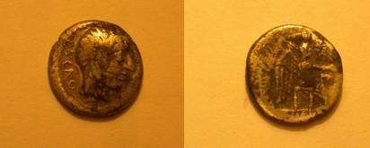 Quinaire de PORCIUS CATO Romain10