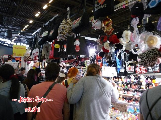 Vos photos et achats ~~Japan Expo 2012~~ P1080135