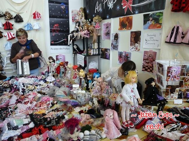 Vos photos et achats ~~Japan Expo 2012~~ P1080145