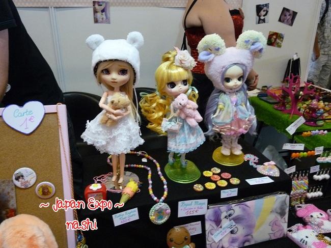 Vos photos et achats ~~Japan Expo 2012~~ P1080147