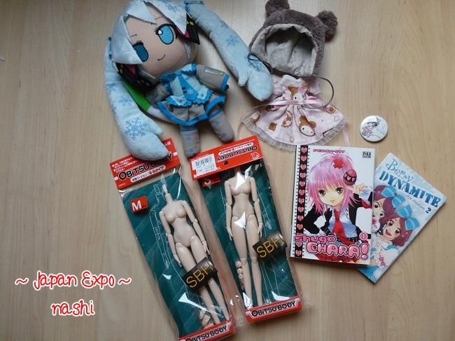 Vos photos et achats ~~Japan Expo 2012~~ P1080220